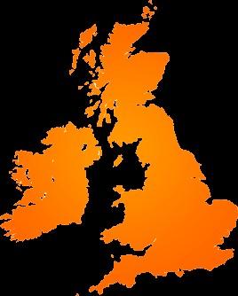 Kaart UK
